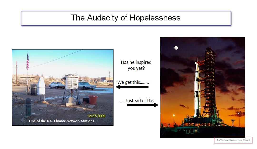 Obama and Hopelessness