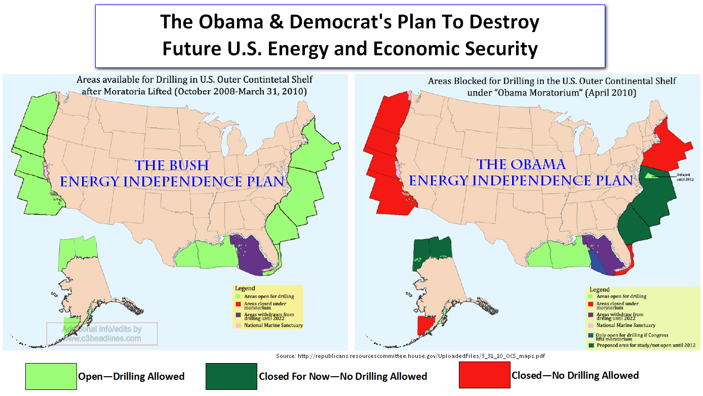 Obama energy Non-security