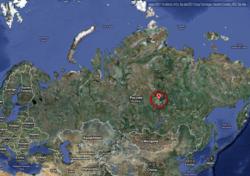 Siberia central