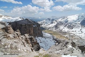 Italian Dolomite Alps