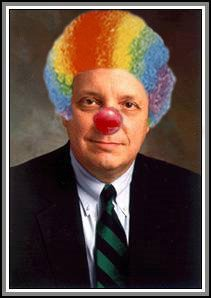 Democrat dick_durbin_extreme climate change global warming severe weather clown