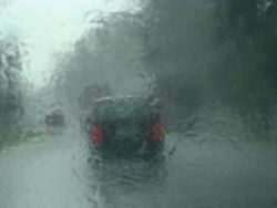 Rainfall extreme climate change risk