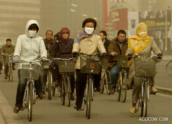 Global warming science facts asian pollution NCAR