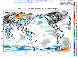 Global warming science facts global temps last 30 days 0612_cr