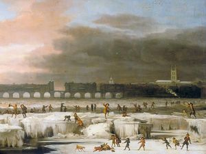 Little ice age natural climate change modest global warming