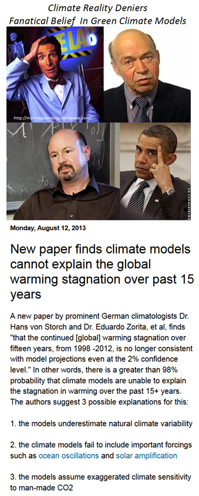 Study confirms IPCC climate change models cant predict squat anti co2 fanatics obama hansen mann dye