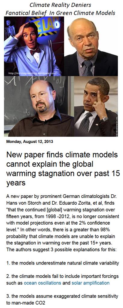 Study confirms IPCC climate change models cant predict squat anti co2 fanatics obama hansen mann dye