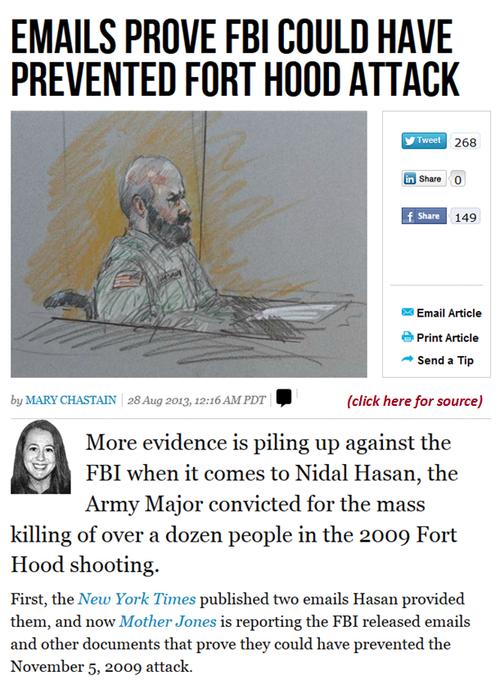 Your govt at work obama incompetence fbi muslim terrorist