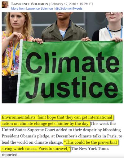 NYT Paris 2015 climate treaty will likely fail